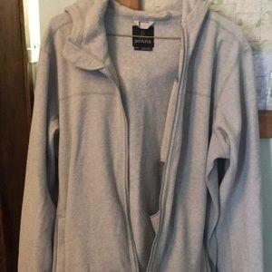 Women's fleece jacket. M. Prana